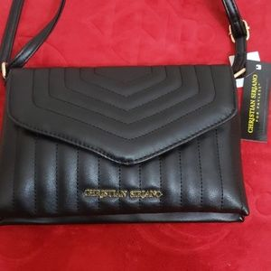 Christian Siriano body cross bag